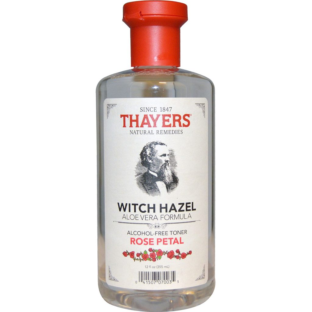 Thayer's Alcohol-Free Rose Petal Witch Hazel Toner