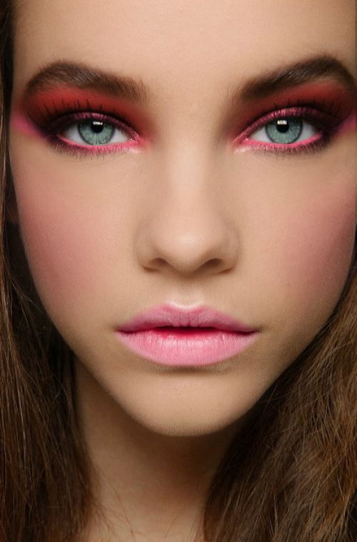 Colorful Makeup Trend