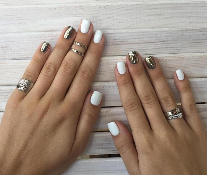 - 25+ Nail Design Ideas For Short Nails
