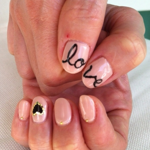 13 Valentine Nail Designs You\'ll Fall In Love With