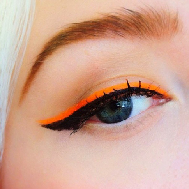 The Colorful Makeup Trend That Will Surely Catch Your Eye