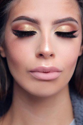 rose gold makeup10