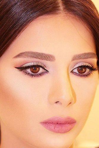 rose gold makeup11