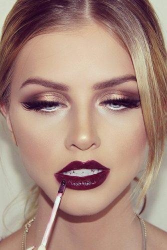 rose gold makeup12