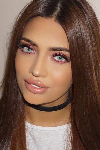 rose gold makeup16