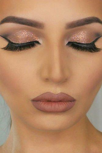 rose gold makeup7