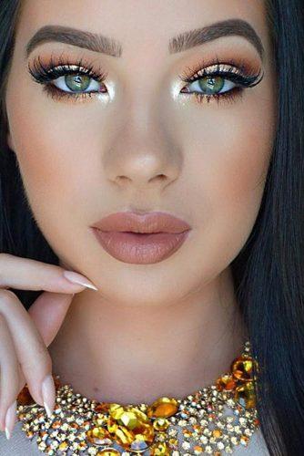 rose gold makeup9