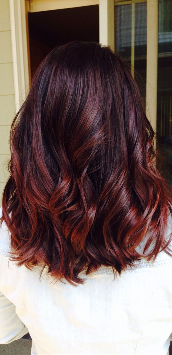 14 Winter Hair Color Trends To Try This Year
