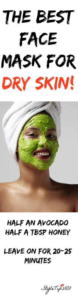 best face mask for dry skin
