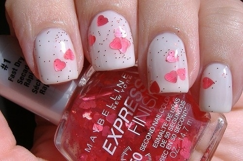 13 Valentine Nail Designs You'll Fall In Love With