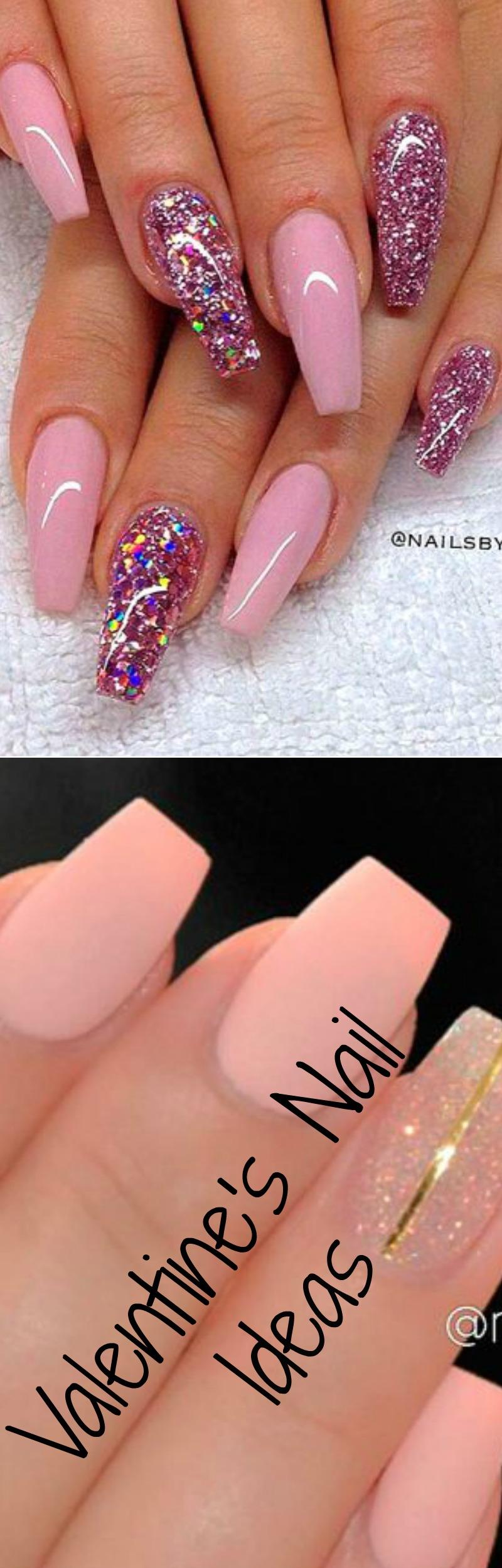 pink nails designs - 17 Pink Nail Designs You'll Want To Copy