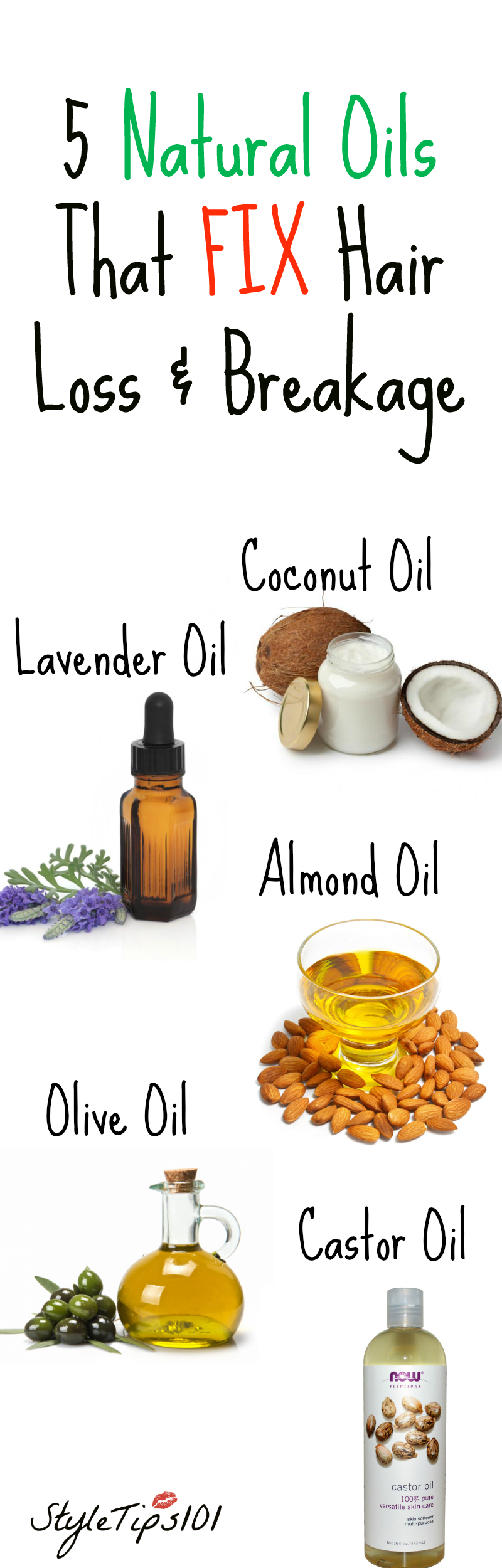 best oils for hair loss
