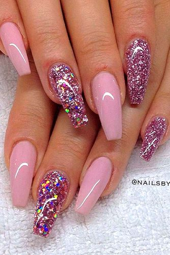 17 Pink Nail Designs You'll Want to Copy