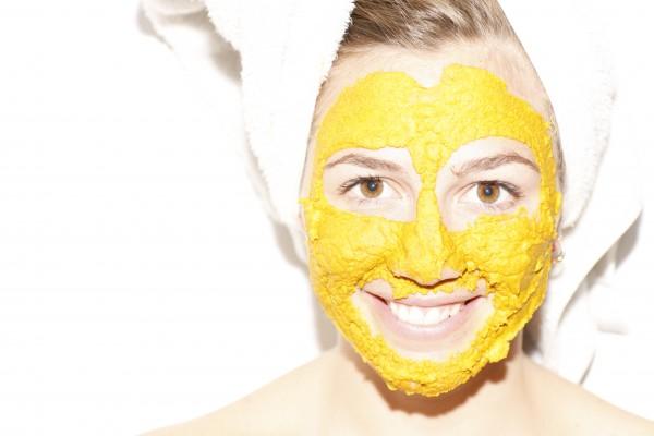 DIY Brightening Face Mask
