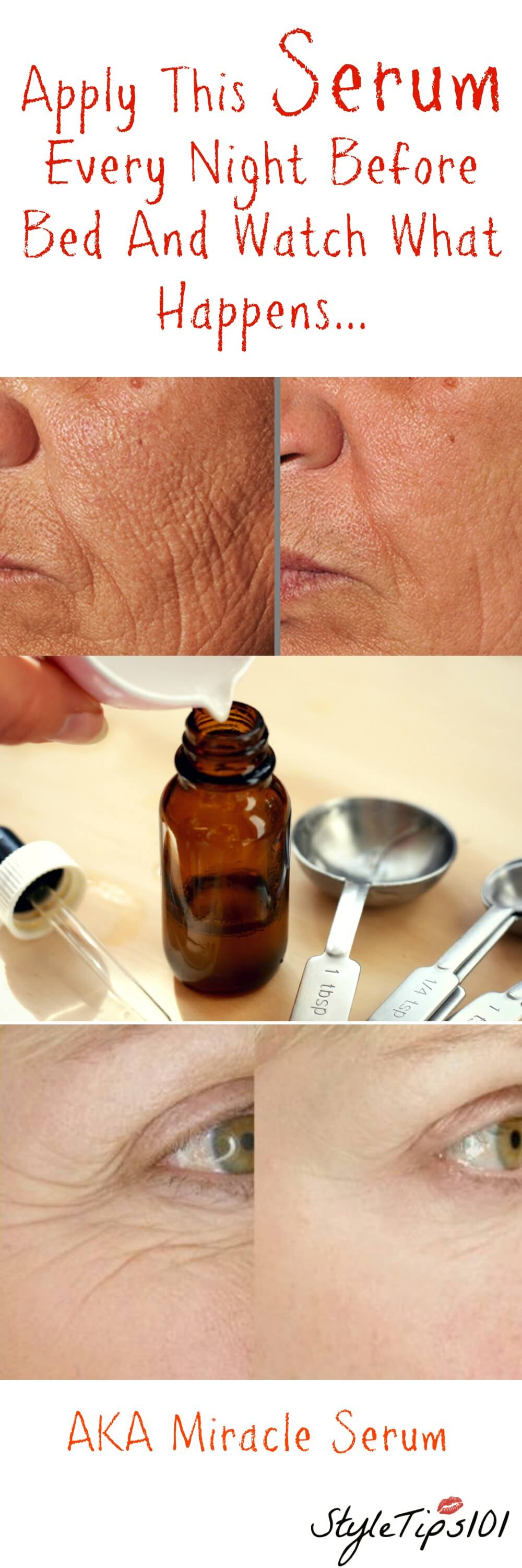 DIY Anti Aging Cream For Wrinkles, Crow