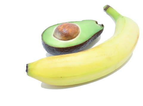 avocado banana