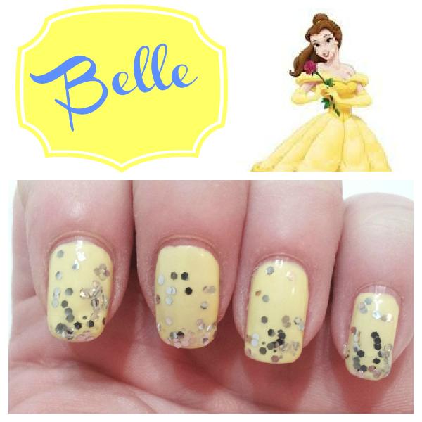 belle nail design