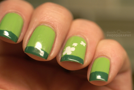 from shamrocks to pots of gold 20 st patty's day nail designs