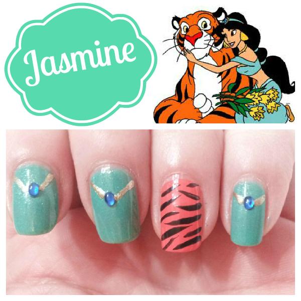 jasmine nail design