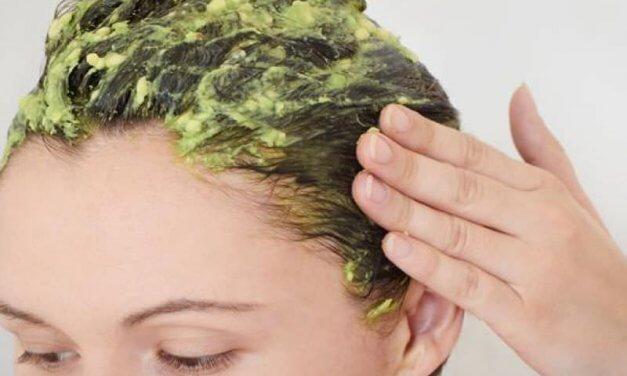 6 DIY Hair Masks for Beautiful, Strong, Long Hair