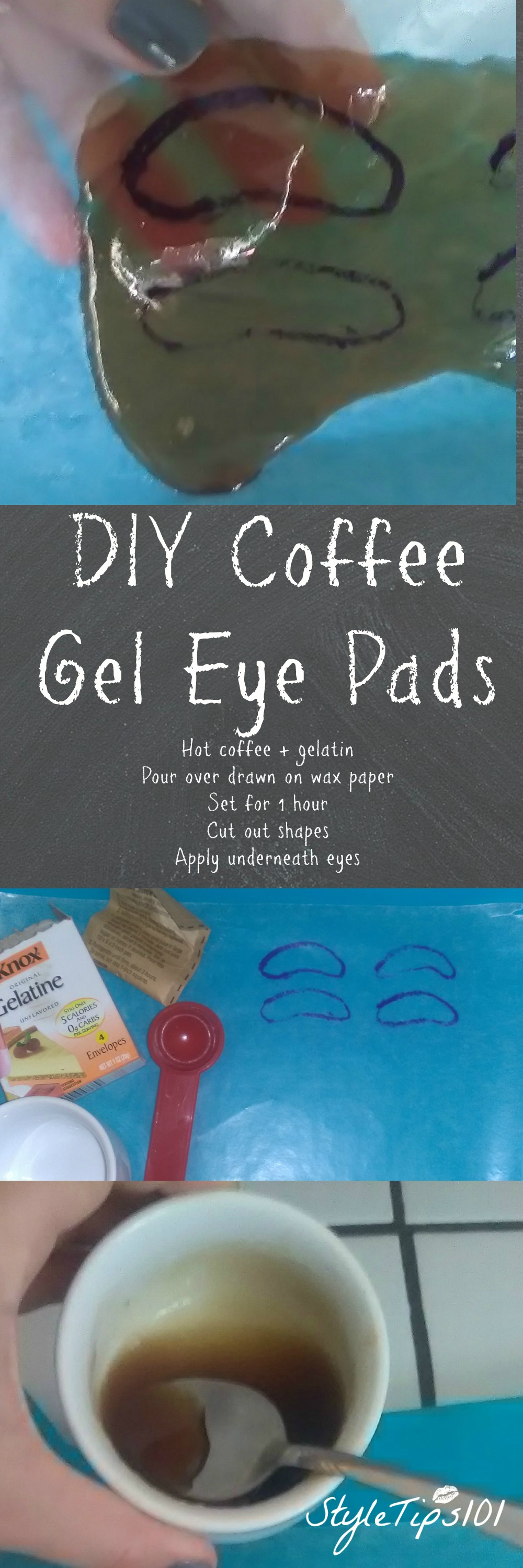 Eye Gel Pads