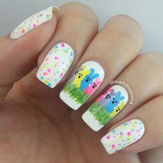 peeps nails