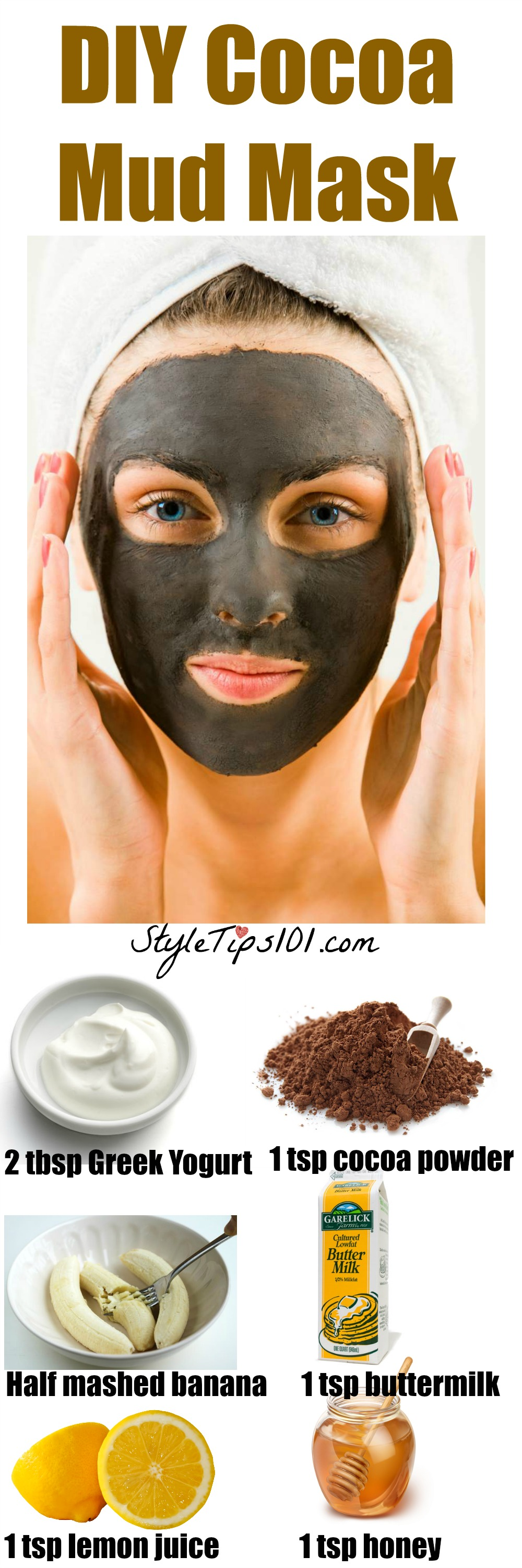Diy Mud Mask For Acne Prone And Oily Skin