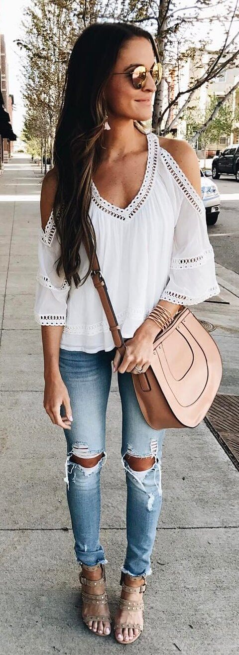 28 Hot Summer Outfits You Need Right Now!