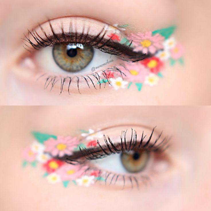 floral eyeliner 1