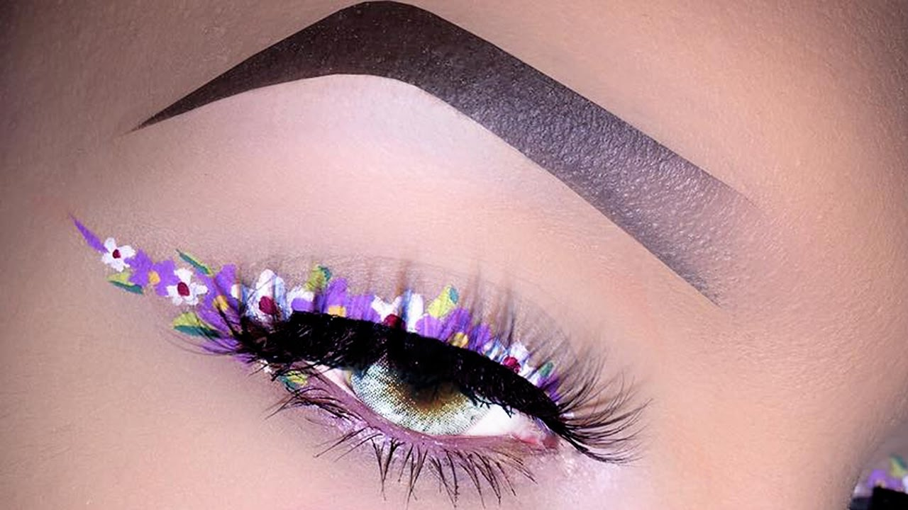 floral eyeliner 11