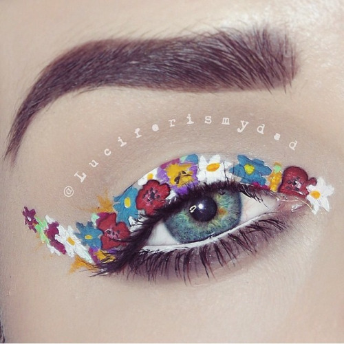 floral eyeliner 7