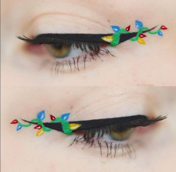 floral eyeliner 9
