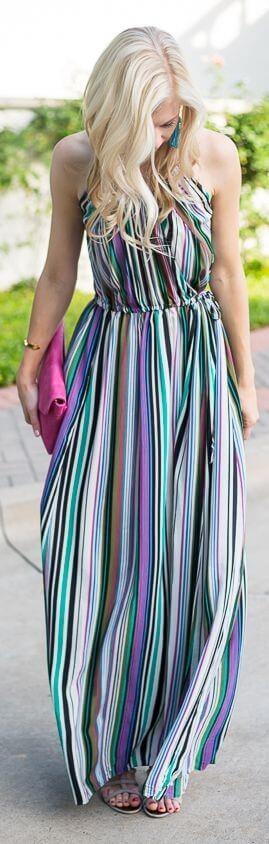 maxi dress 21