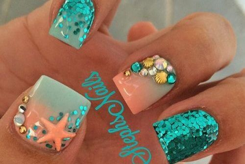 30 Summer Nail Designs You Can Copy