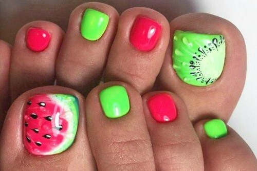 Summer Toe Nail Designs You'll Fall in Love With