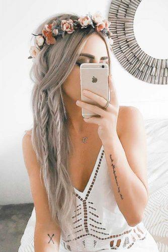 boho hairstyle 16