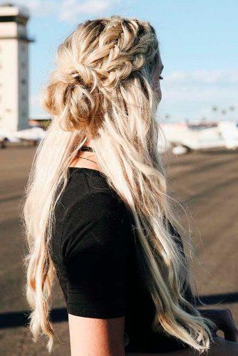 boho hairstyle 17