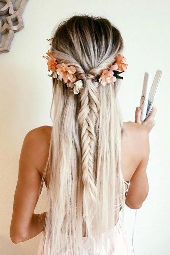 boho hairstyle 2