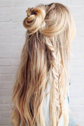 boho hairstyle 8