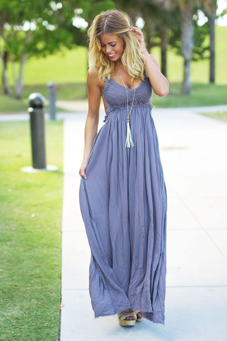 15+ Summer Maxi Dresses You'll Wanna Wear ASAP