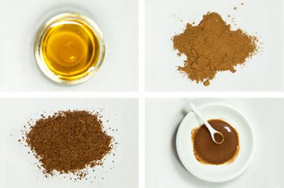 honey mask ingredients