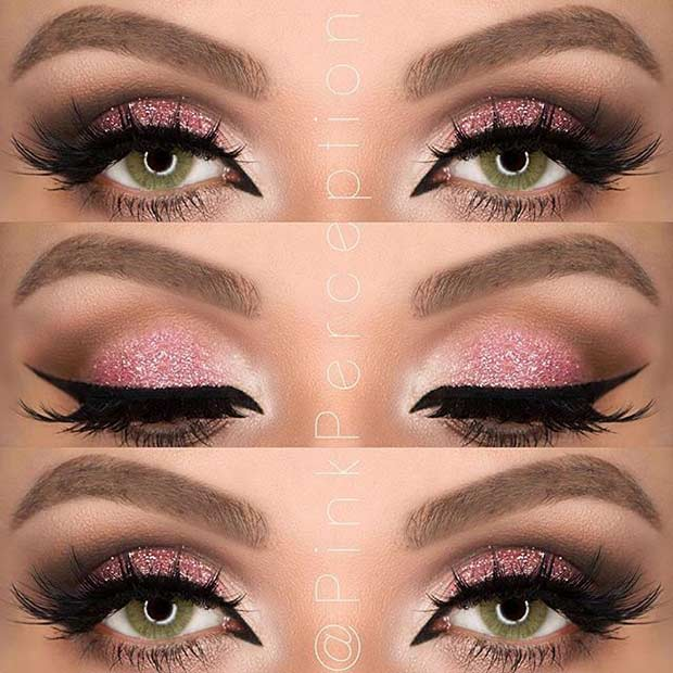 makeup for green eyes 11