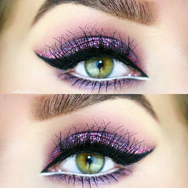 30 Eye Makeup Looks For Green Eyes