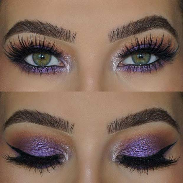 30+ Eye Makeup Looks for Green Eyes