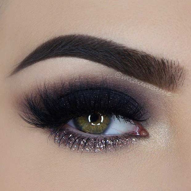 makeup for green eyes 26