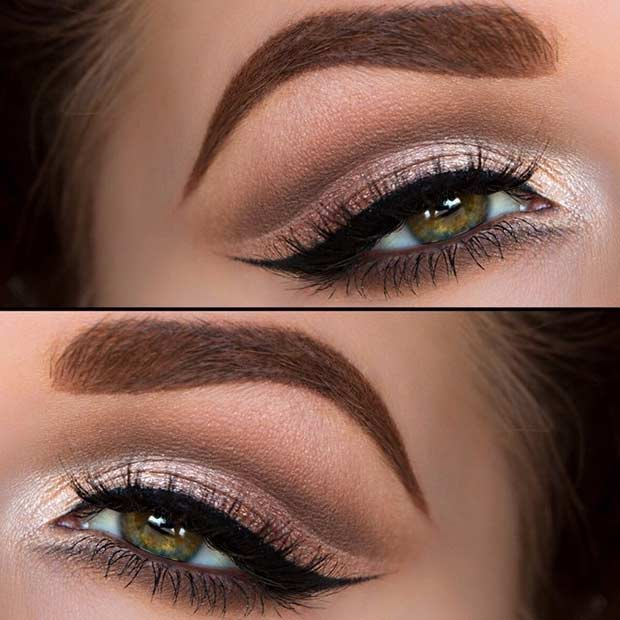 30 eye makeup looks for green eyes