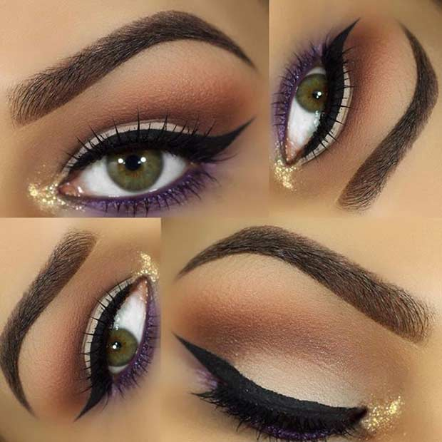 Best Natural Eyeshadow For Green Eyes