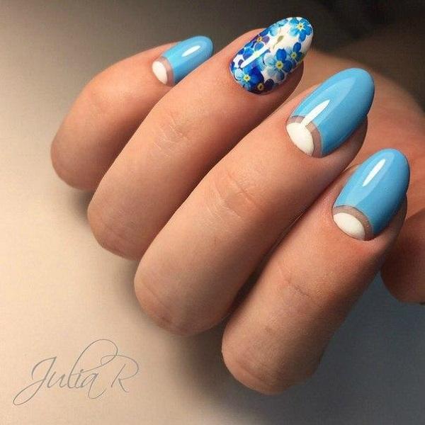 nautical nail design 18