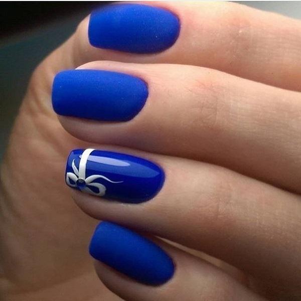 nautical nail design 25