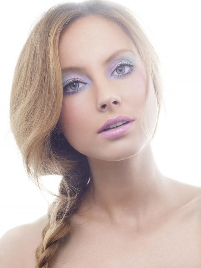 pastel makeup 11